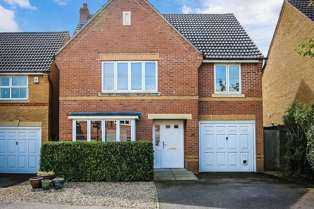Thumbnail Detached house for sale in Embleton Way, Buckingham