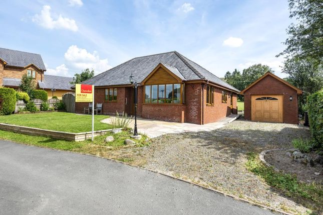 Thumbnail Detached bungalow for sale in Curlews Meadow, St Harmon