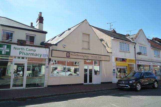 Thumbnail Retail premises to let in Camp Road, Farnborough