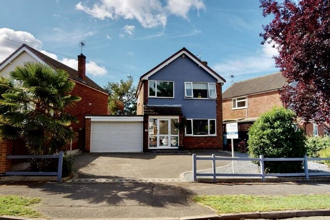 Thumbnail Detached house for sale in Riverside Road, Newark