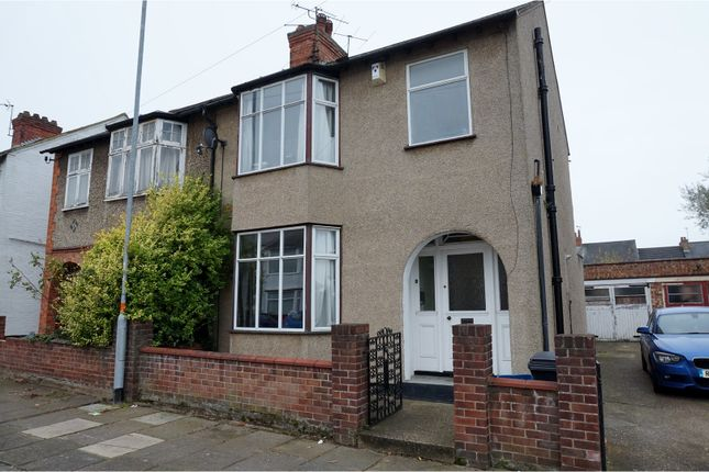 Thumbnail Semi-detached house for sale in Beech Avenue, Northampton