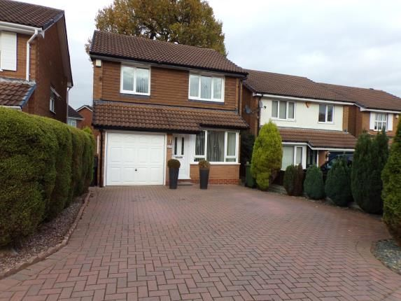 Thumbnail Detached house for sale in Holly Dell, Kings Norton, Birmingham