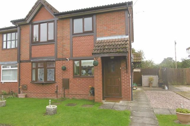 Thumbnail Flat to rent in 14, Minshall Place, Oswestry, Shropshire