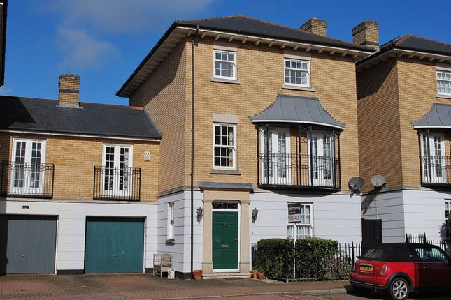 Thumbnail Detached house for sale in Milliners Way, Bishop's Stortford