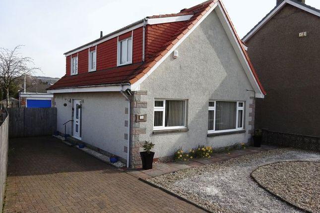 Thumbnail Detached house for sale in Chapelton Avenue, Dumbarton
