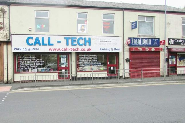Retail premises for sale in 5-7 Bolton Road, Bolton