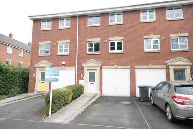 3 bed town house to rent in Capel Way, Nantwich CW5
