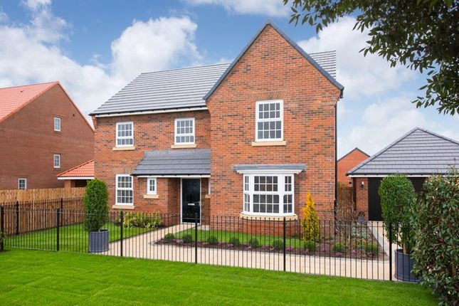 "Thumbnail Detached house for sale in ""Manning"" at Wyles Way, Stamford Bridge, York"