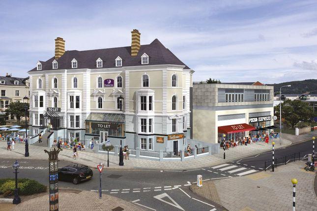 Thumbnail Retail premises to let in Tudno Point, Llandudno