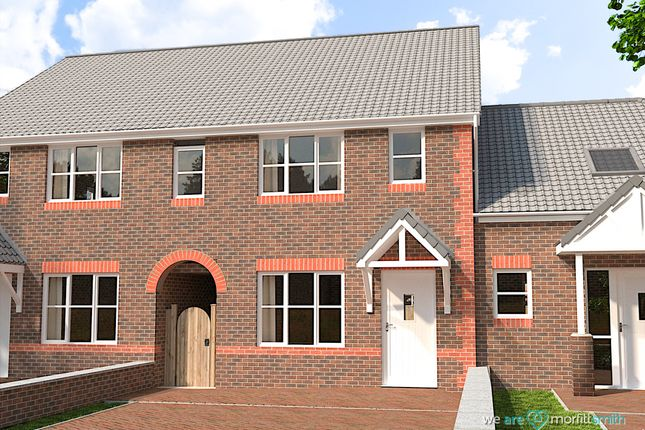 Thumbnail Terraced house for sale in The Chaffinch, Plot 11, Marshland Road, Moorends, - Viewing Essential