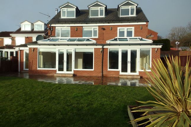 Thumbnail Detached house for sale in Nursery Park, Ashington