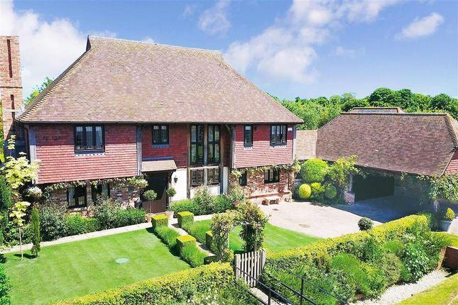 Thumbnail Detached house for sale in Chantry Park, Sarre, Birchington, Kent