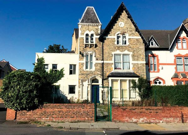 Thumbnail Block of flats for sale in Church Road, Walton, Liverpool