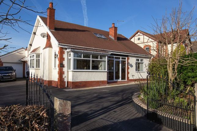 Thumbnail Detached bungalow for sale in Gathurst Lane, Shevington, Wigan