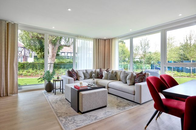 Thumbnail Flat for sale in Affinity House, Grand Union, Beresford Avenue