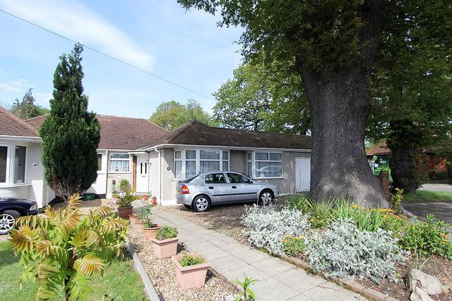 Thumbnail Semi-detached bungalow for sale in 44, Carlton Road, Erith, Kent