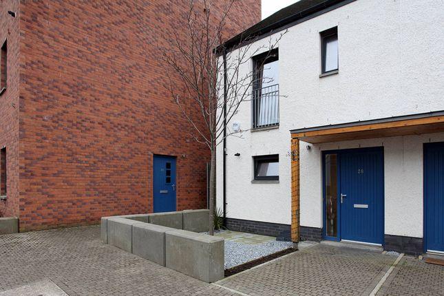 2 bed end terrace house for sale in Tudsbery Avenue, Edinburgh EH16