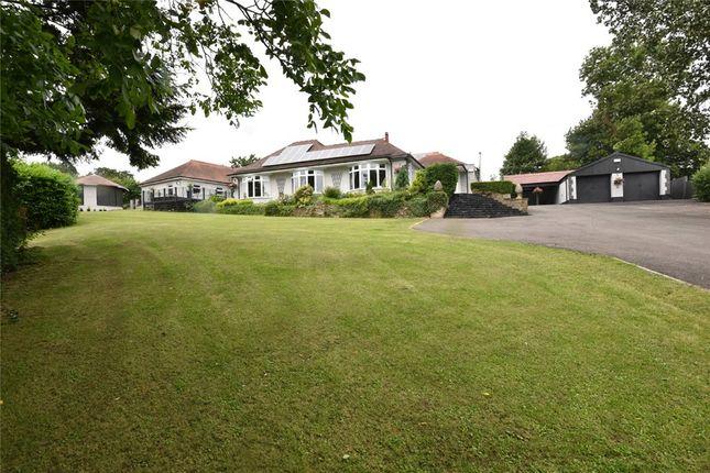 Thumbnail Detached bungalow for sale in The Quarry, Codnor-Denby Lane, Denby