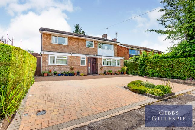 Thumbnail Detached house to rent in Drakes Drive, Northwood