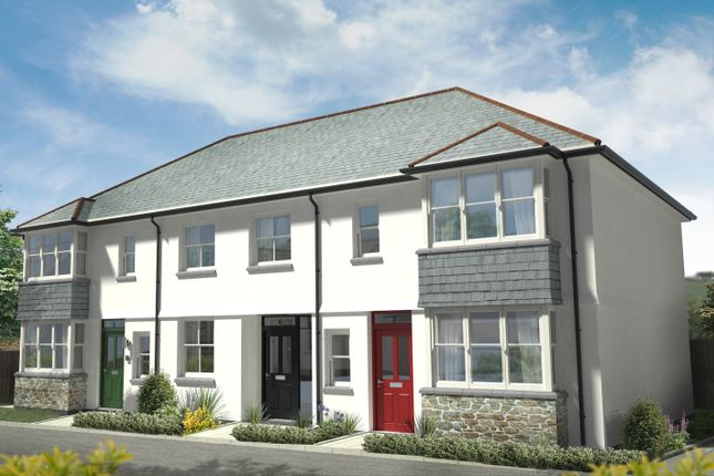 2 bedroom terraced house for sale in Habbacott Rise, Cornwall