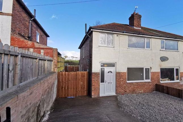 Thumbnail Semi-detached house to rent in Meadowbank, Holywell