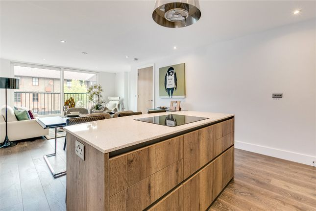 Thumbnail Flat for sale in Century Quarter House, 25 Downham Road