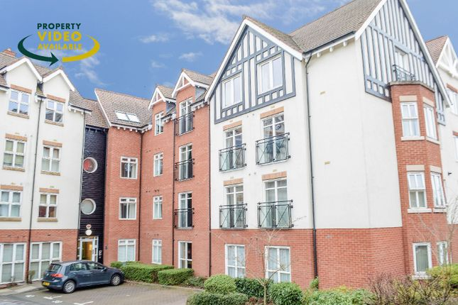 2 bed flat for sale in Hermitage Court, Oadby, Leicester LE2 - Zoopla