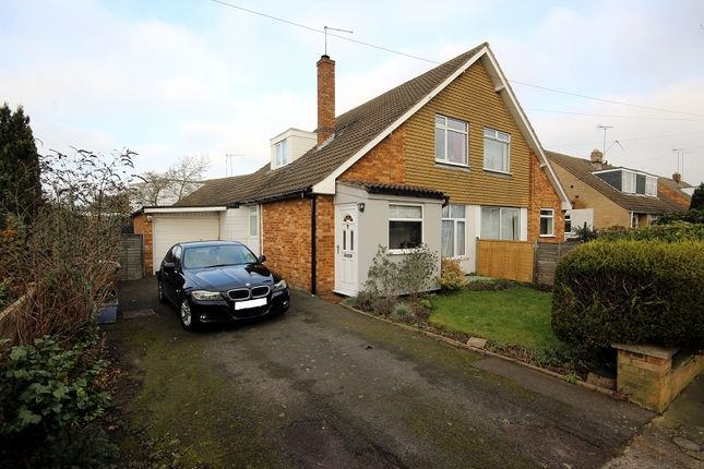 Thumbnail Semi-detached house for sale in Spinney Hill Road, Northampton, Northamptonshire.
