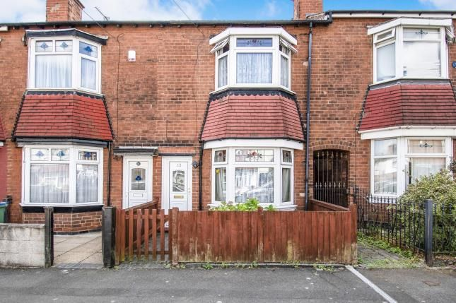 Thumbnail Terraced house for sale in Talbot Road, Smethwick, West Midlands