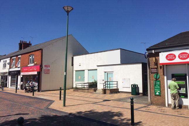 Thumbnail Retail premises for sale in Brunswick Road, Buckley