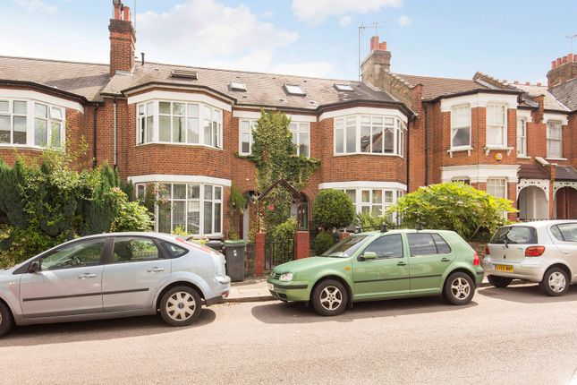 Thumbnail Maisonette for sale in Coniston Road, Muswell Hill