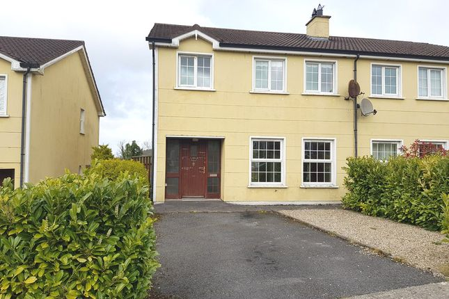 Thumbnail Semi-detached house for sale in 21 The Beeches, Drumgola Wood, Cavan, Cavan