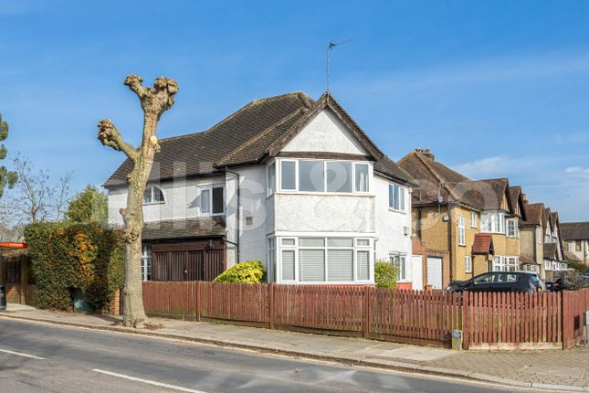 Thumbnail Detached house for sale in Woodcroft Avenue, Mill Hill, London