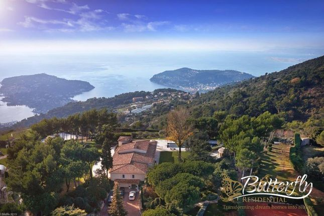 Thumbnail Detached house for sale in Eze, Nice, France