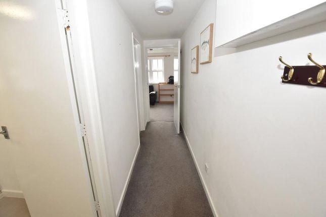 Hallway of Northumberland Place, Teignmouth, Devon TQ14