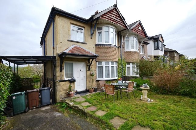 Thumbnail Semi-detached house for sale in Moorhead Crescent, Shipley
