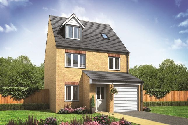 """Thumbnail Town house for sale in """"The Runswick"""" at Belt Road, Hednesford, Cannock"""