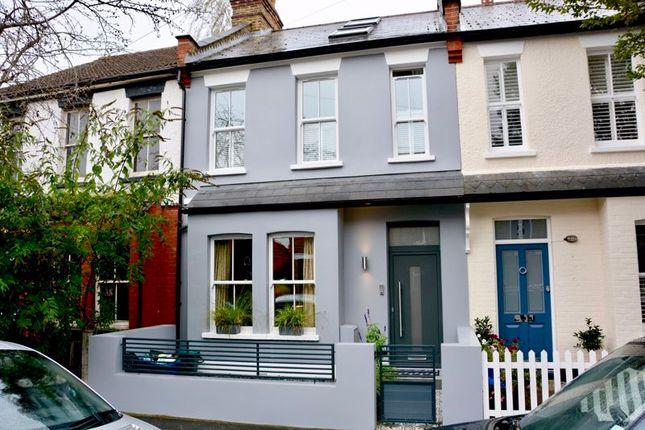Terraced house for sale in Royal Road, Teddington