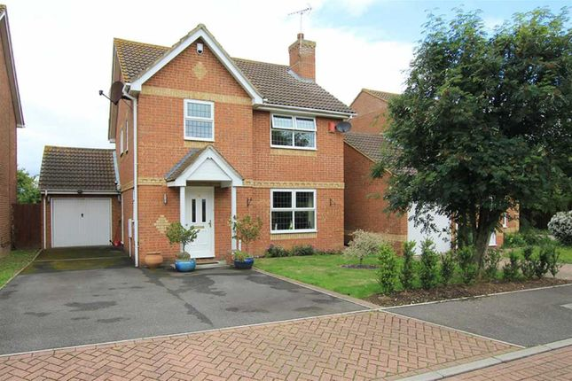 Thumbnail Detached house to rent in Somerset Close, Sittingbourne