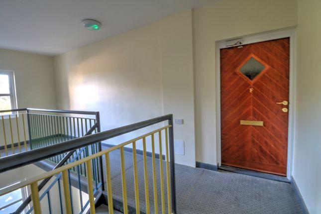 Flat F Entrance of Laurencekirk AB30