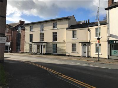 Thumbnail Office for sale in 23 Chester Street, Wrexham, Wrexham