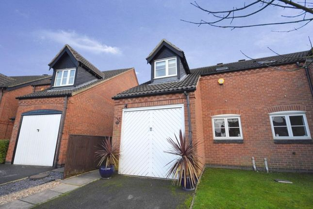 Thumbnail Semi-detached house to rent in Outram Drive, Swadlincote