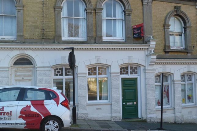Thumbnail Terraced house to rent in Steephill Road, Shanklin