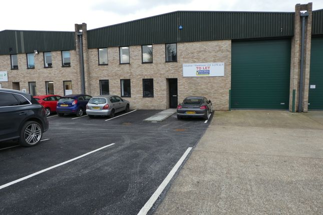 Thumbnail Industrial to let in Unit 2J Albany Park, Albany Park, Frimley