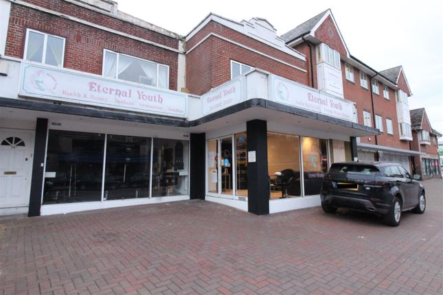 Thumbnail Commercial property for sale in High Street, Waltham Cross, Hertfordshire