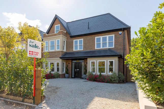 Thumbnail Detached house for sale in St. Omer Road, Guildford, Surrey