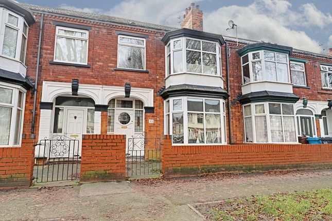 Thumbnail Terraced house for sale in Desmond Avenue, Hull