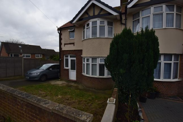 Thumbnail Property to rent in Walcot Avenue, Luton