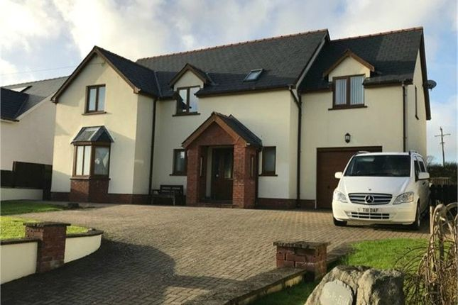 Thumbnail Detached house for sale in Min-Yr-Efydd, Maenclochog, Clynderwen, Pembrokeshire