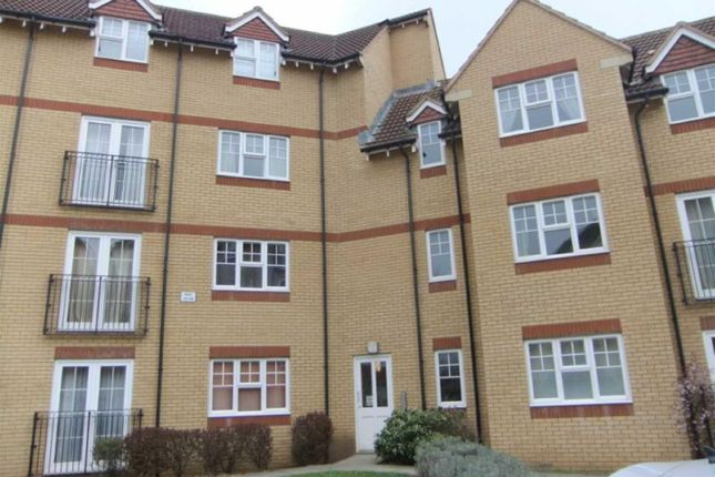 Thumbnail Flat for sale in Arthurs Close, Emersons Green, Bristol